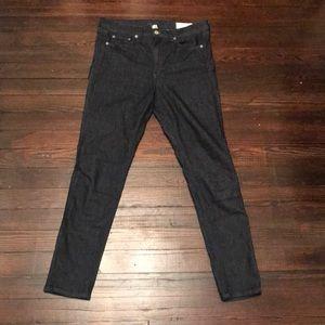 Rag and Bone Dark Skinny Jeans